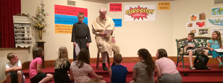 Kids Bible Kamp
